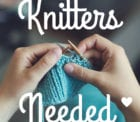 To All Those Who Knit and Crochet…