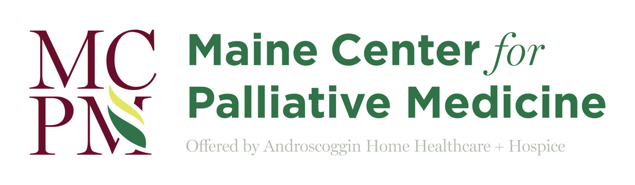 Maine Center for Palliative Medicine Logo